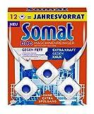 Somat Maschinenreiniger Tabs, Maxipack, 12 Stück,...