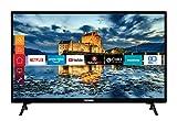 Telefunken XF32J511 32 Zoll Fernseher (Smart TV...